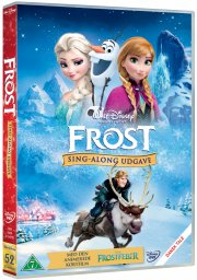 frost - sing a long edition - disney - DVD