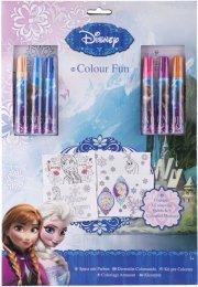 frozen colour fun - Kreativitet