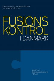 fusionskontrol i danmark - bog