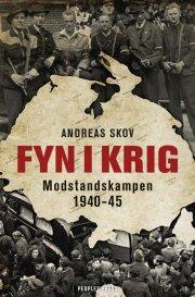 fyn i krig - modstandskampen 1940-45 - bog