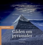gåden om pyramider - bog