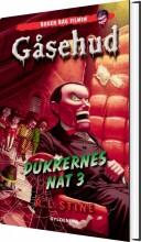 gåsehud - dukkernes nat 3 - bog