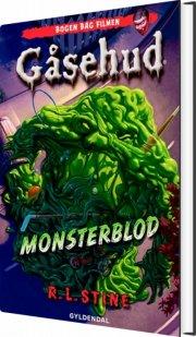 gåsehud - monsterblod - bog