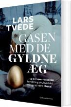 gåsen med de gyldne æg - bog