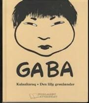 gaba - den lille grønlænder - bog