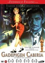 gadepigen cabiria / le notti di cabiria - DVD