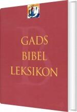 gads bibelleksikon - bog