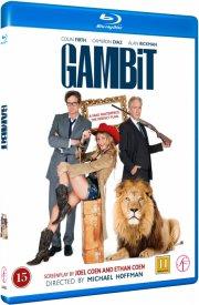 gambit - Blu-Ray