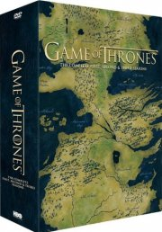 game of thrones - sæson 1-3 - DVD