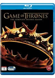 game of thrones - sæson 2 - Blu-Ray