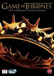 game of thrones - sæson 2 - hbo - DVD