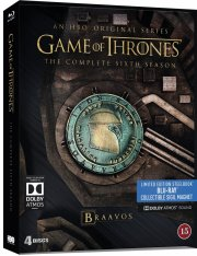 game of thrones - sæson 6 - limited steelbook edition - Blu-Ray