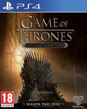 game of thrones - season 1 - PS4