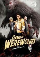 game of werewolves / lobos de arga - DVD