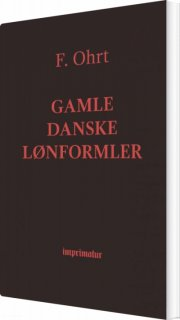 gamle danske lønformler - bog
