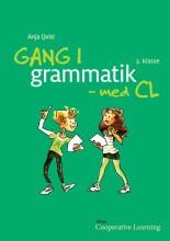 gang i grammatik - med cl, 3. klasse, elevhæfte - bog
