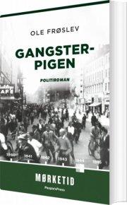 gangsterpigen - bog