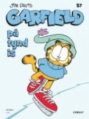 garfield 57: garfield på tynd is - bog