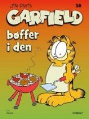 garfield 58: garfield bøffer i den - bog