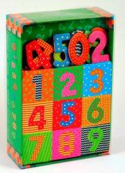 gaveæske: tal - Brætspil