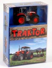 gaveæske: traktor - bog