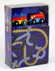 gaveæske: transport - bog