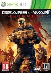 gears of war judgment (nordic) - xbox 360