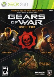 gears of war - triple pack - xbox 360