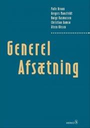 generel afsætning - bog
