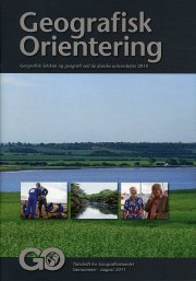 geografisk orientering årsskrift 2010 - bog