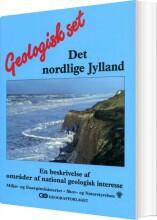 geologisk set - det nordlige jylland - bog