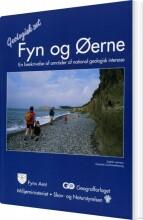 geologisk set - fyn og øerne - bog