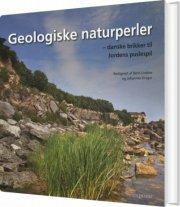 geologiske naturperler - bog