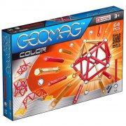 geomag - color - 64 dele - Byg Og Konstruér