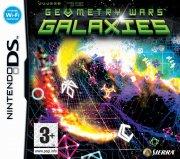 geometry wars: galaxies - nintendo ds