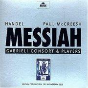 georg friedrich händel - der messias (gesamtaufnahme) [dobbelt-cd] - cd