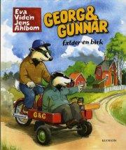 georg & gunnar fælder en birk - bog