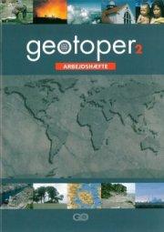 geotoper 2 - arbejdshæfte - pakke á 25 stk - bog