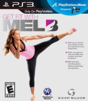 get fit with mel b + resistance band (move compatible) - PS3