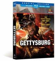gettysburg  - Blu-Ray + Dvd