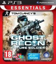 ghost recon future soldier (essentials) - dk - PS3