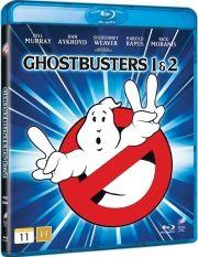 ghostbusters 1 + 2 - Blu-Ray