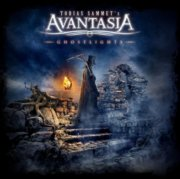 avantasia feat. ronnie atkins - ghostlights - cd
