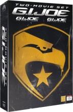 g.i. joe 1+2 collection - DVD