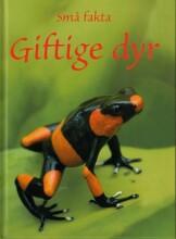 giftige dyr - bog