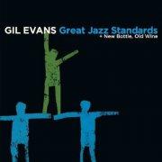 gil evans - great jazz standards - cd