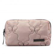 gillian jones makeup taske / pung - urban butterfly - rosa - Smykker Og Accessories