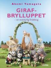 girafbrylluppet - en eventyrlig findebog - bog