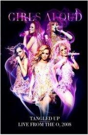 girls aloud - tangled up tour 2008 - DVD