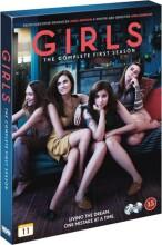 girls - sæson 1 - hbo - Blu-Ray